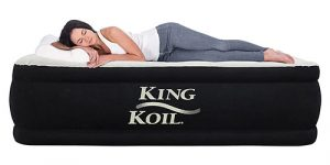 king koil air mattress review featured image